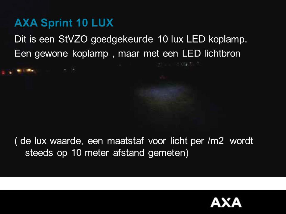 AXA Sprint 10 LUX