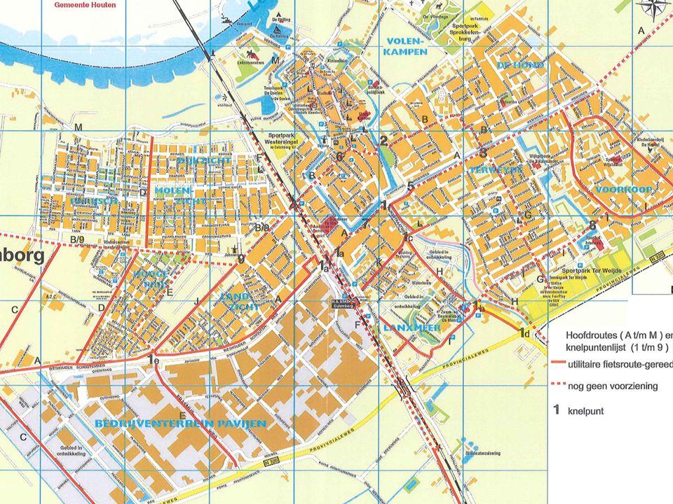 Gemeente Culemborg > 10 november 2010 Echte hoofdstructuur plaatje