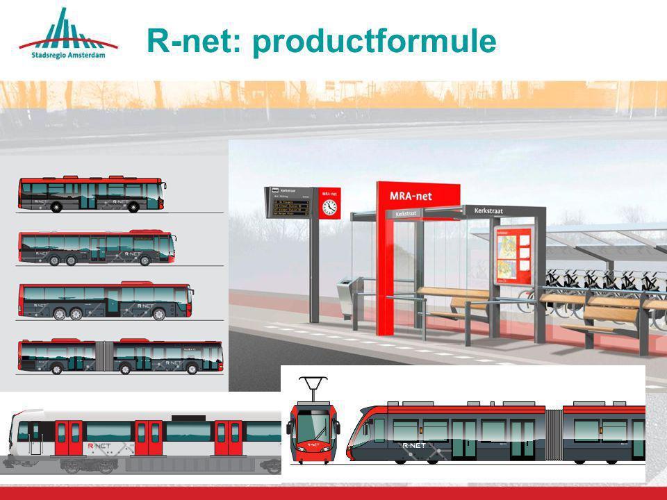 11 R-net: productformule