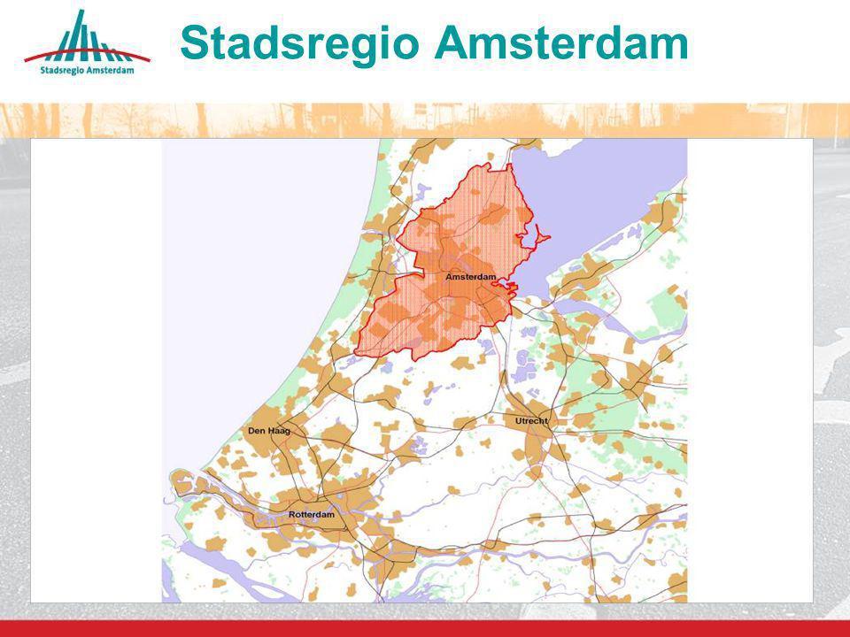 4 Openbaar Vervoer en fiets moeten in de spits samen een marktaandeel halen van 70% in de hoogstedelijke gebieden, 50% in de grote kernen en 30% in de kleine kernen.