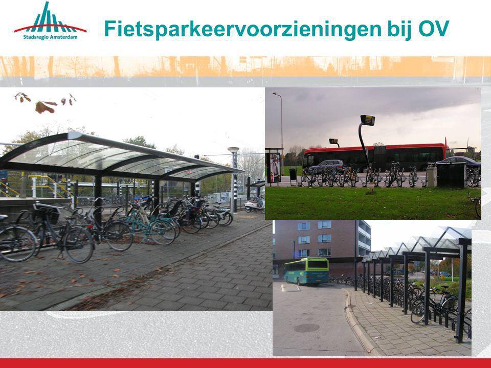 6 Aanleiding De positie van de fiets in het voortransport groeit Een groter onderscheid tussen lokale ontsluitende ov-lijnen en gestrekte regionale bereikbaarheids- lijnen.