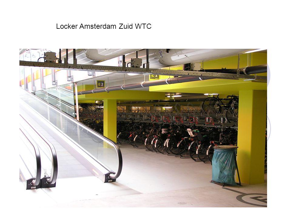 Locker Amsterdam Zuid WTC