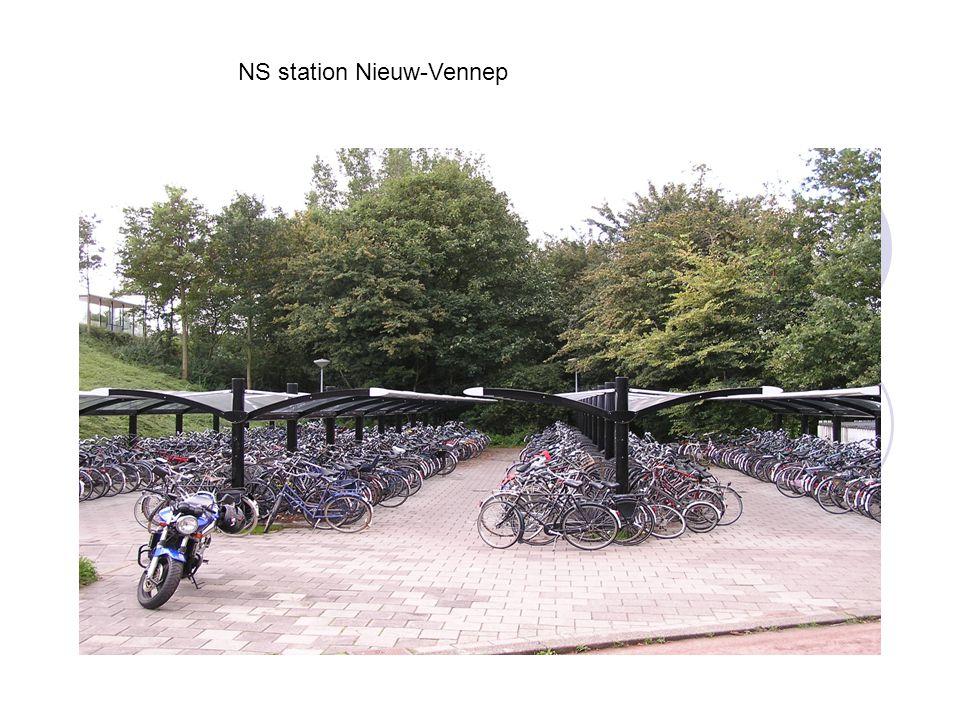 NS station Nieuw-Vennep