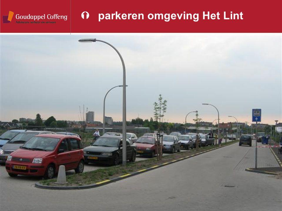 Ýparkeren omgeving Het Lint