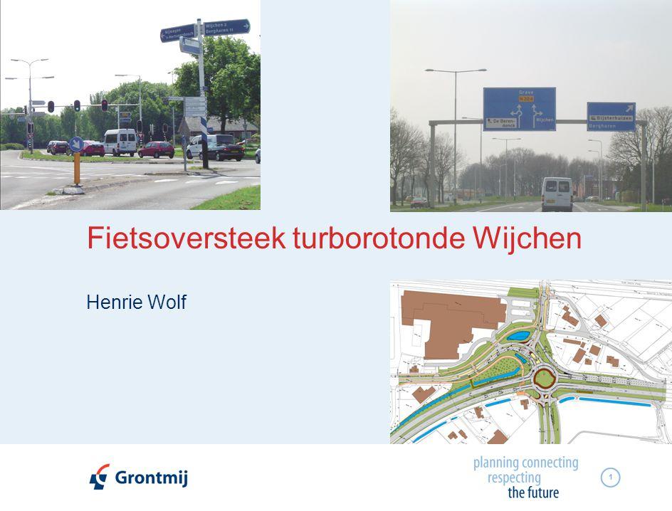 1 Fietsoversteek turborotonde Wijchen Henrie Wolf