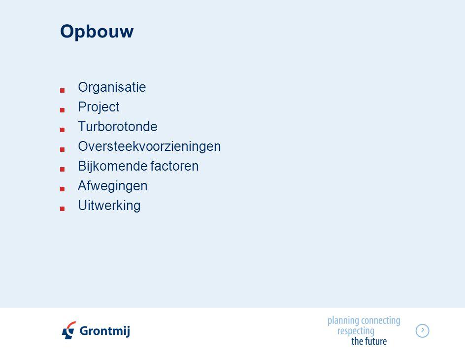 3 Organisatie  Bijzondere situatie  Opdrachtgever: gemeente Wijchen  Medewerking: ~ provincie Gelderland ~ RGV (recreatiegebied)