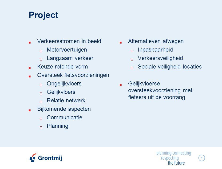 5 Turborotonde  Eerste turborotonde Gelderland  Leesbare vormgeving  Compact, beperkte ruimte  Rijstrook indelingen