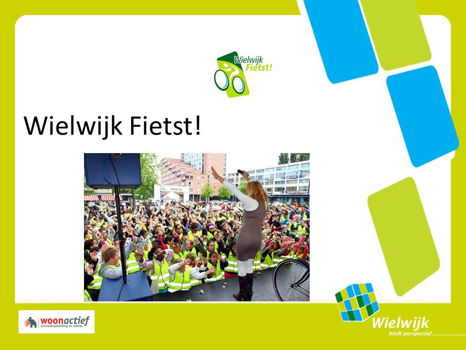 1.Uitkomsten monitoring Drie op de tien bewoners Wielwijk en Crabbehof fietst nooit.