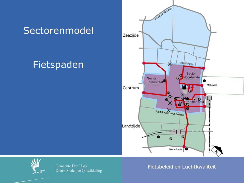 Sectorenmodel Fietspaden