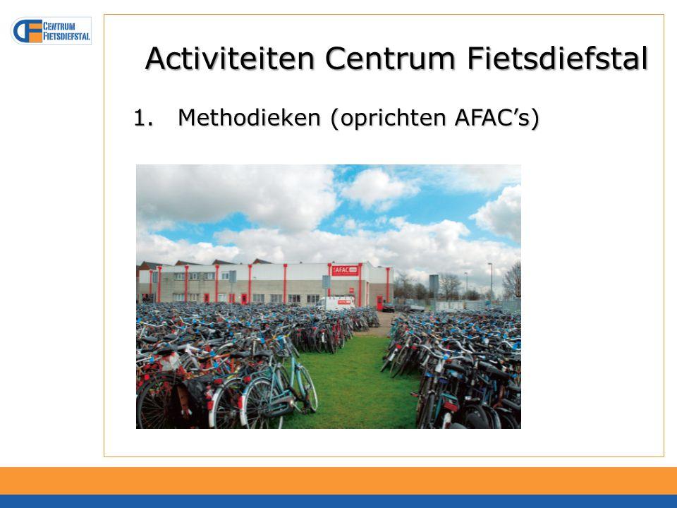 Activiteiten Centrum Fietsdiefstal 2. Processen en procedures