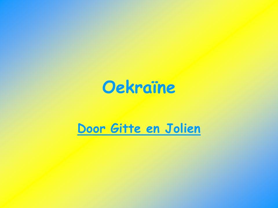 Oekraïne Door Gitte en Jolien