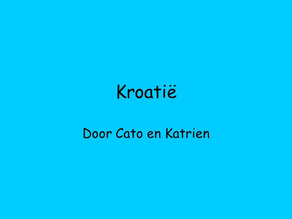 Kroatië Door Cato en Katrien