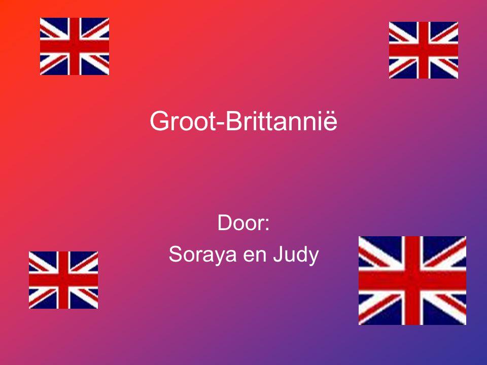 Groot-Brittannië Door: Soraya en Judy
