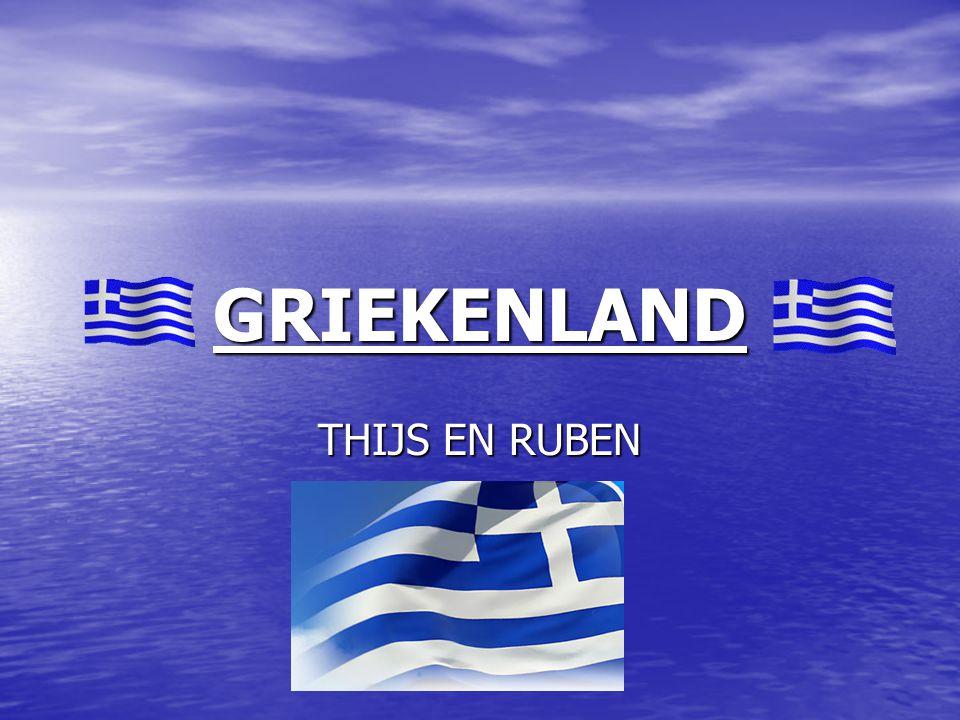 GRIEKENLAND THIJS EN RUBEN