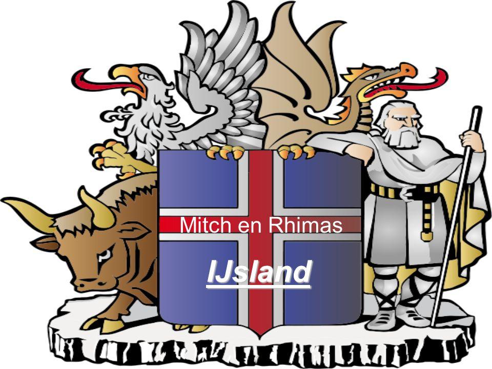 IJsland IJsland Mitch en Rhimas