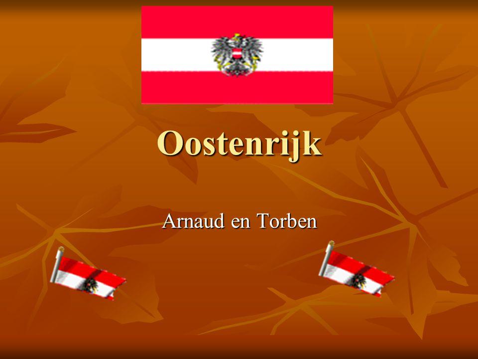 Oostenrijk Arnaud en Torben