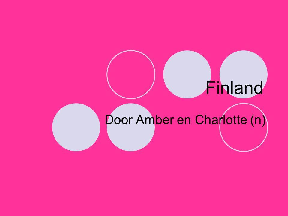 Finland Door Amber en Charlotte (n)