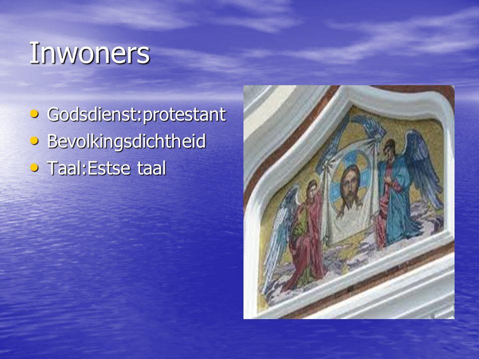 Inwoners Godsdienst:protestant Godsdienst:protestant Bevolkingsdichtheid Bevolkingsdichtheid Taal:Estse taal Taal:Estse taal