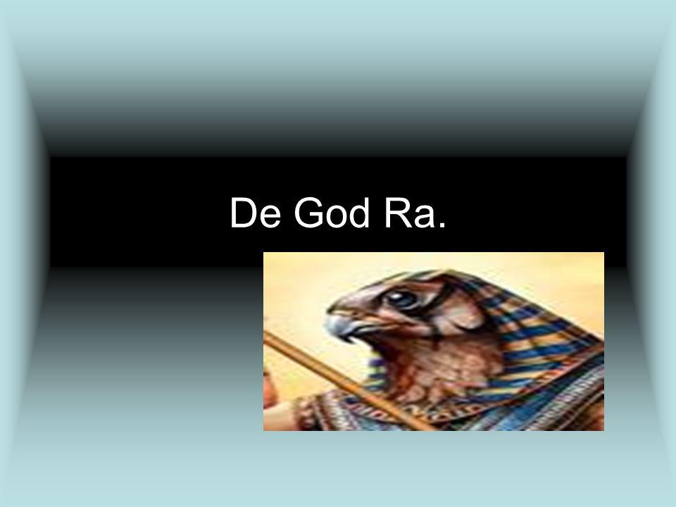 De God Ra.