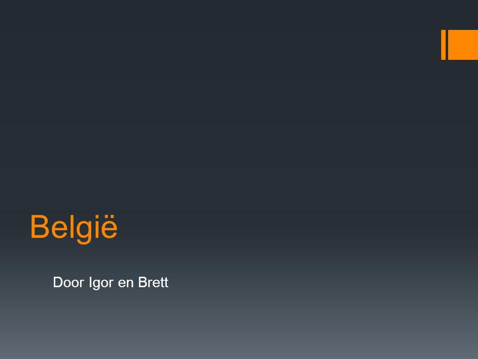 België Door Igor en Brett
