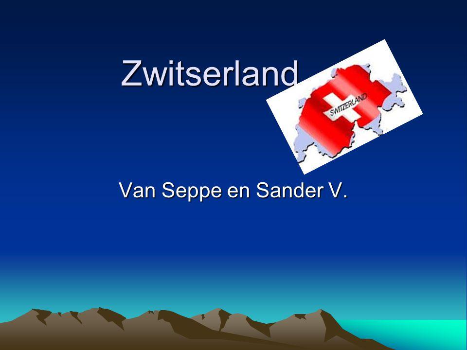 Zwitserland Van Seppe en Sander V.