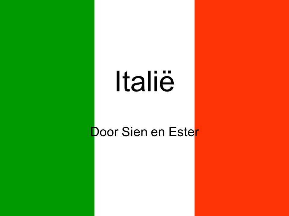 Italië Door Sien en Ester