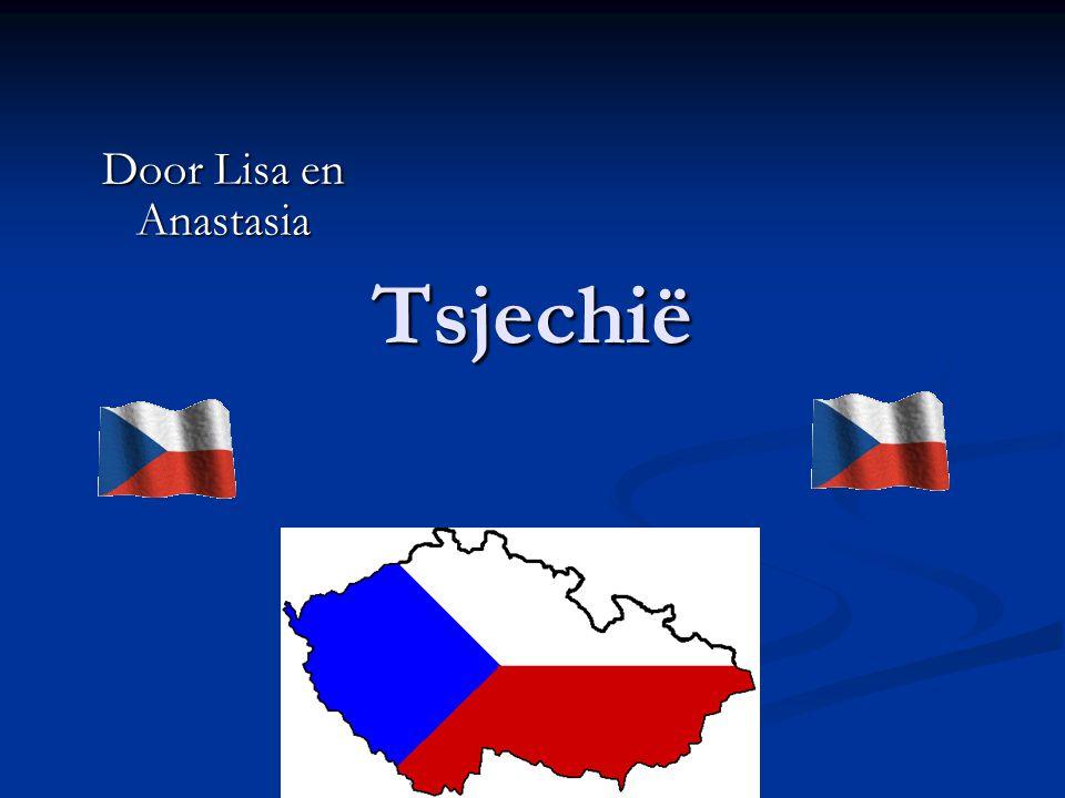 Tsjechië Door Lisa en Anastasia