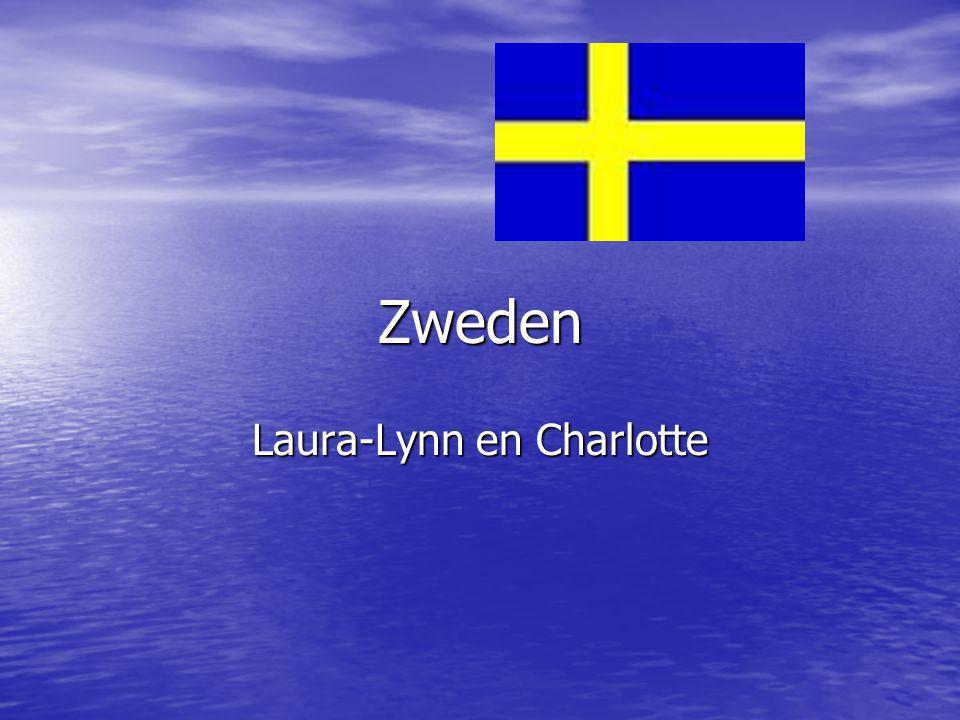 Zweden Laura-Lynn en Charlotte