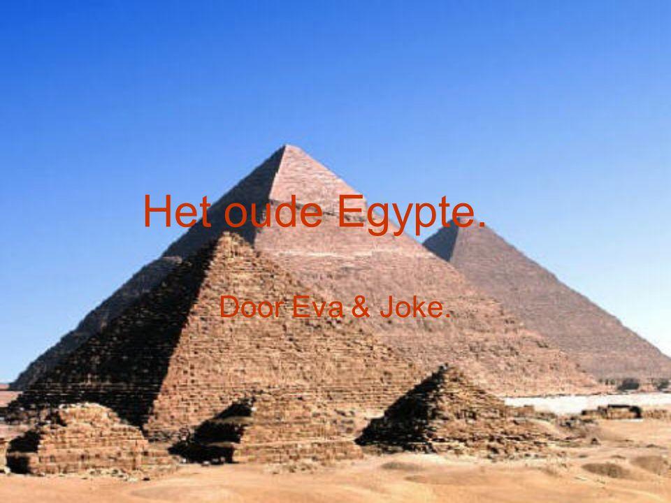 Het klimaat In Egypte is er een droog klimaat.Mei – oktober :zomer.