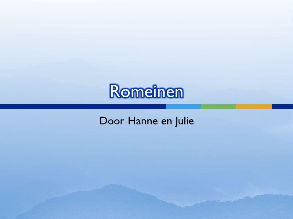 Door Hanne en Julie