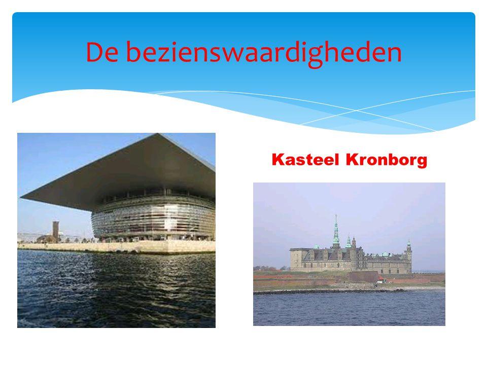 De bezienswaardigheden Opera houseKasteel Kronborg