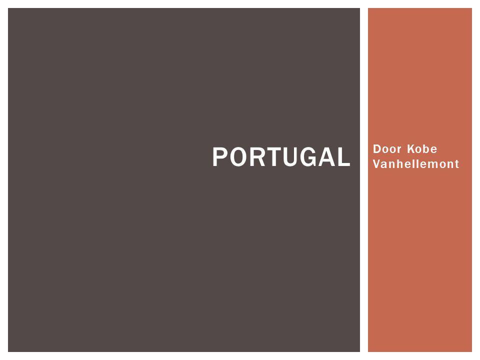 Door Kobe Vanhellemont PORTUGAL