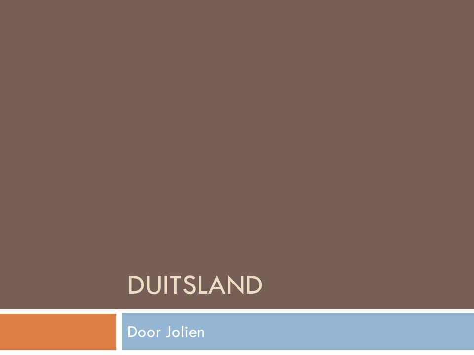 DUITSLAND Door Jolien