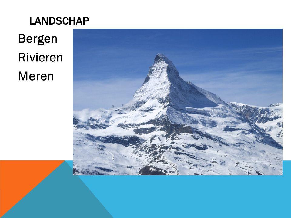 Grootte: 41 284km2 Geen hoofdstad maar wel een bondstad Bern Buurlanden:Duitsland, Oostenrijk,Frankrijk en Italië.