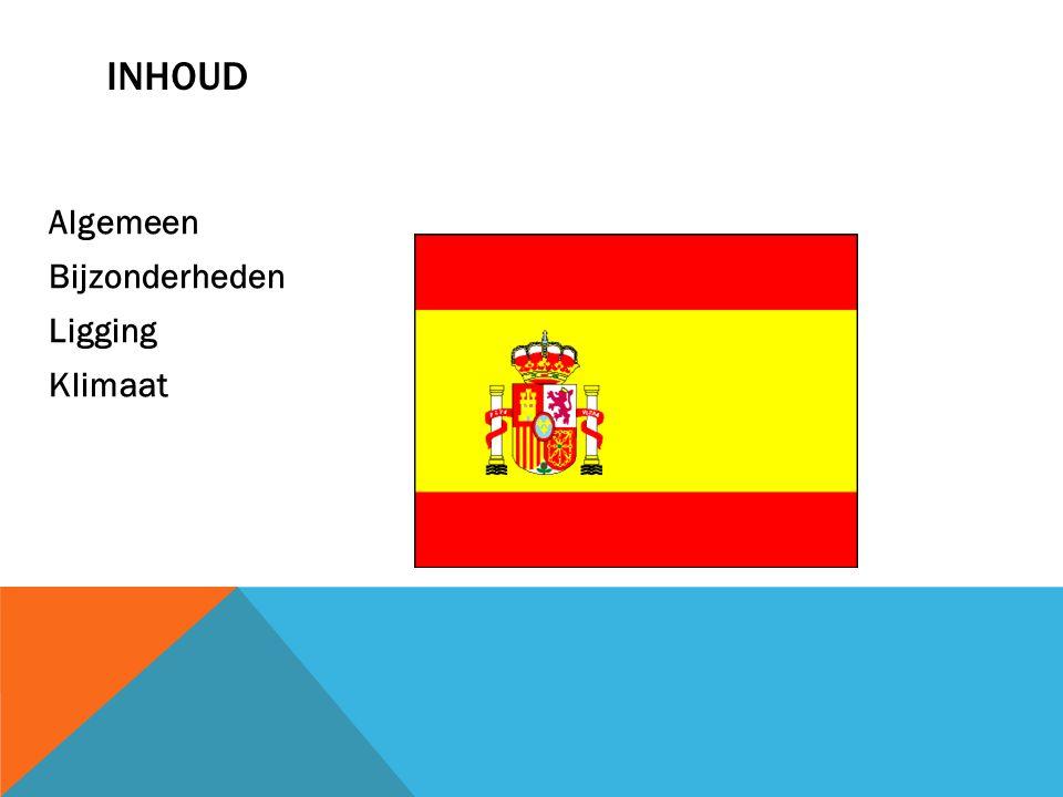 Staatshoofd  Koning  Don Juan Carlos Talen  Catalaans  Galicisch  Aramees  Spaans  Baskisch Inwoners 46.661.950 ALGEMEEN