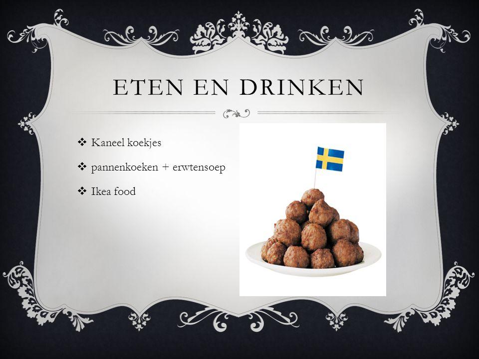  Kaneel koekjes  pannenkoeken + erwtensoep  Ikea food ETEN EN DRINKEN