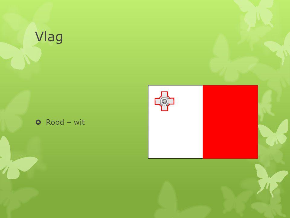 Vlag  Rood – wit