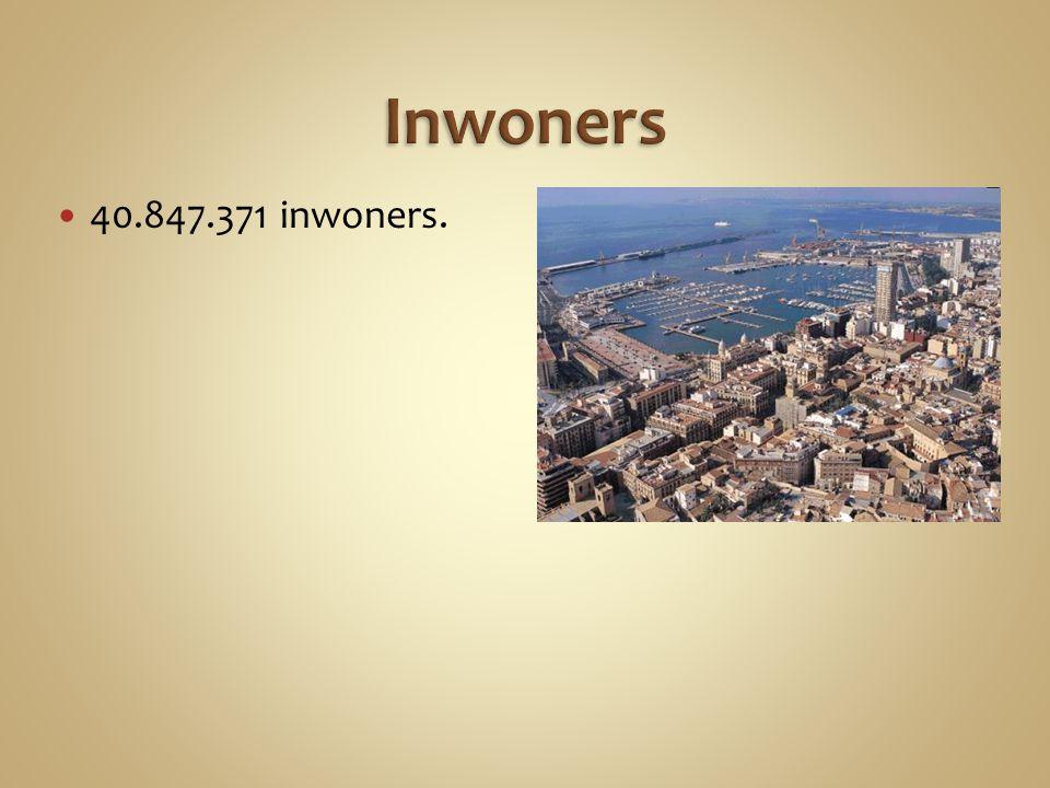 40.847.371 inwoners.