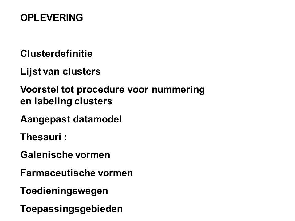 WETGEVING http://www.riziv.fgov.be/drug/nl/drugs/general- information/prescription/index.htm#2