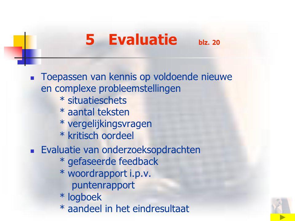 5 Evaluatie blz.
