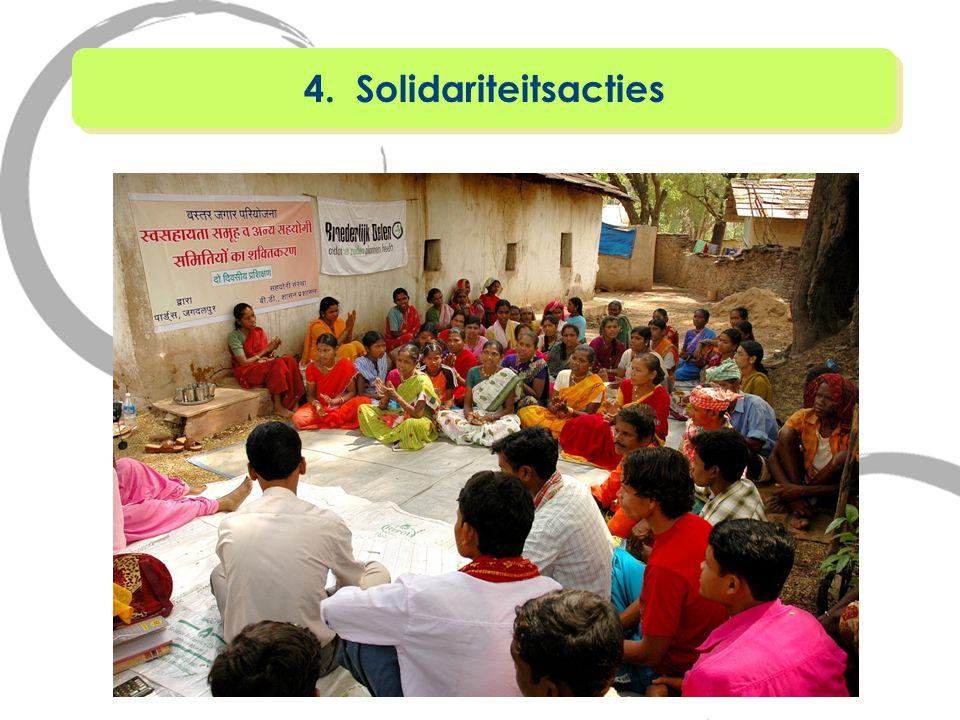 4. Solidariteitsacties