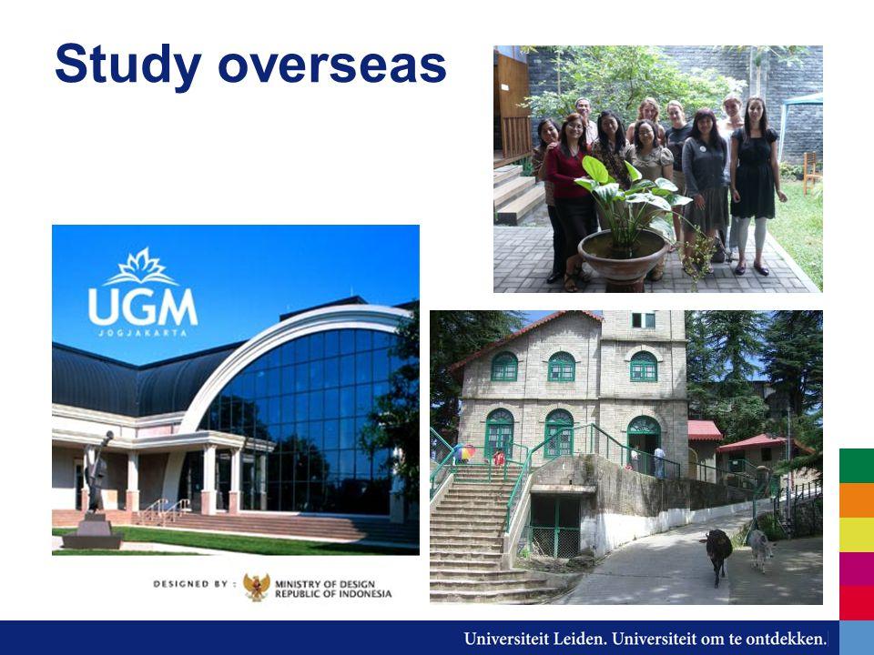 Study overseas