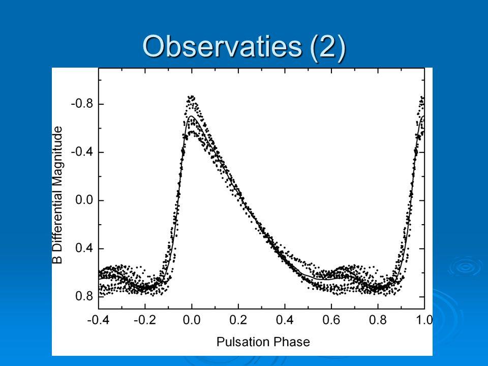 Observaties (2)