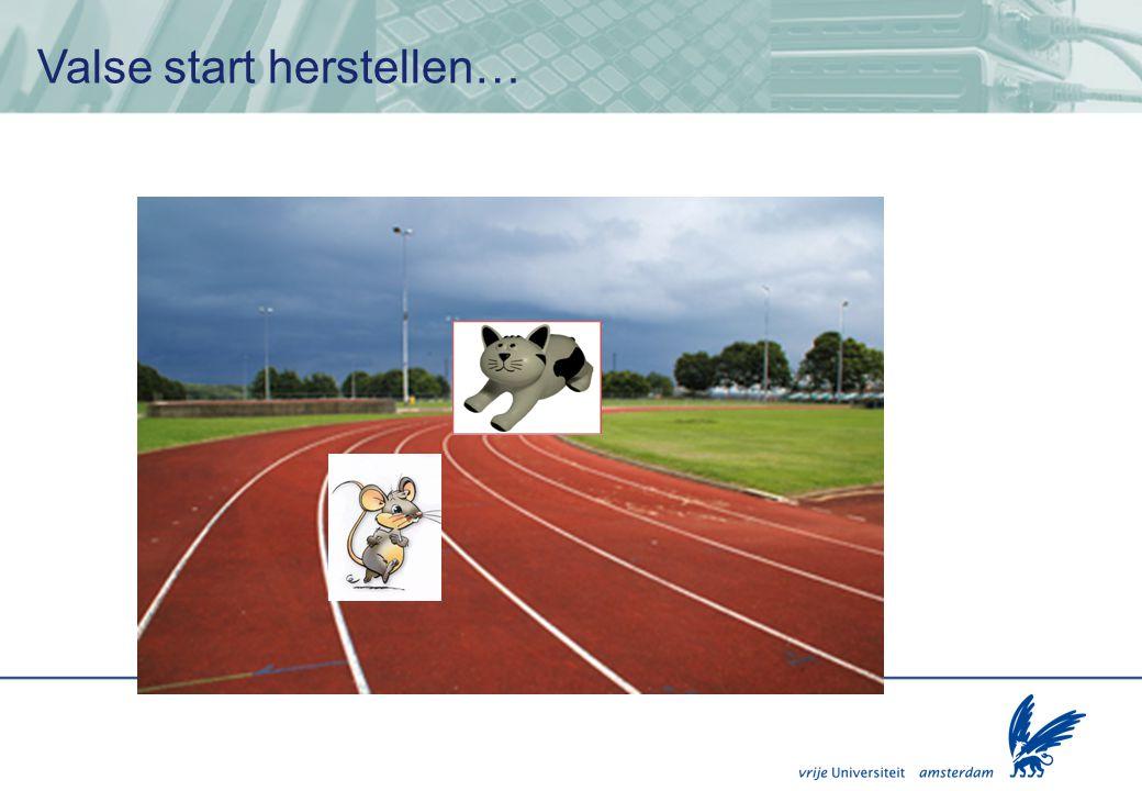 Conclusie 2004-nu: Safe Assign op de VUWeSafe Assign op de VU Matching: 83% Source: Sheet 1 (this presentation)