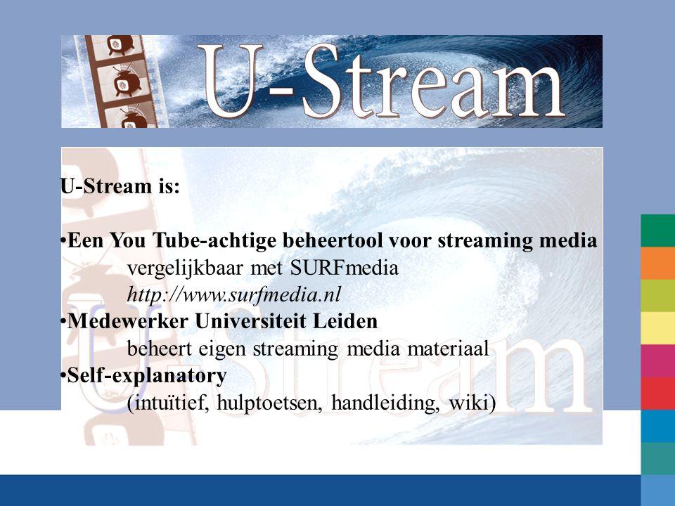Voor:- medewerkers (en studenten) Universiteit Leiden (N.B.