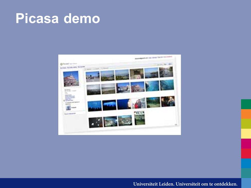 Picasa demo