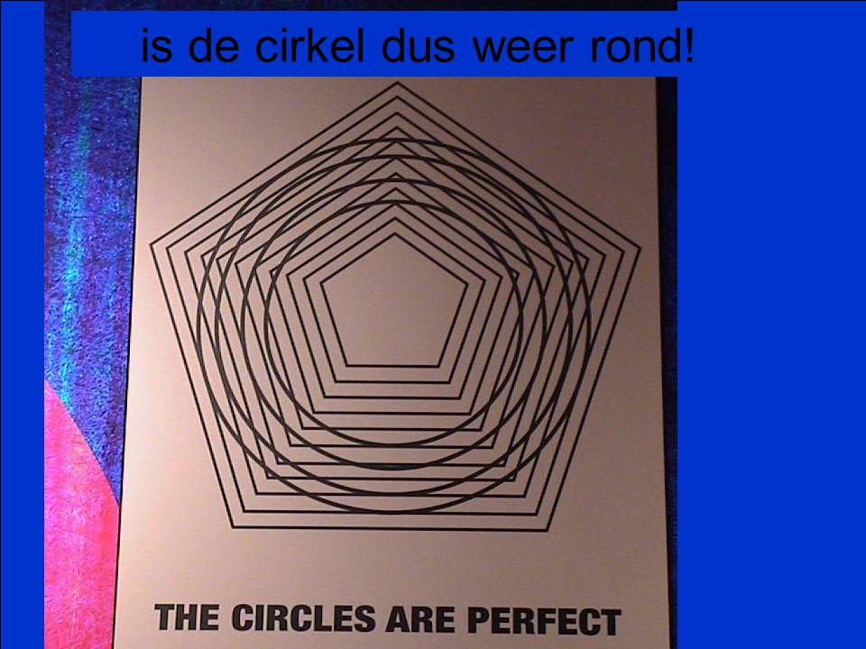 Peter Cras, april 2007 is de cirkel dus weer rond!