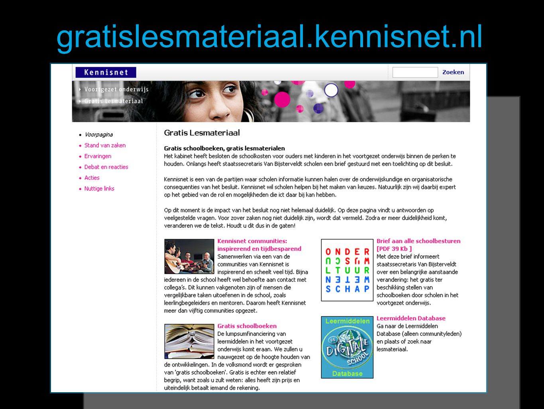 gratislesmateriaal.kennisnet.nl