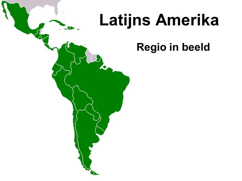 Latijns Amerika Regio in beeld
