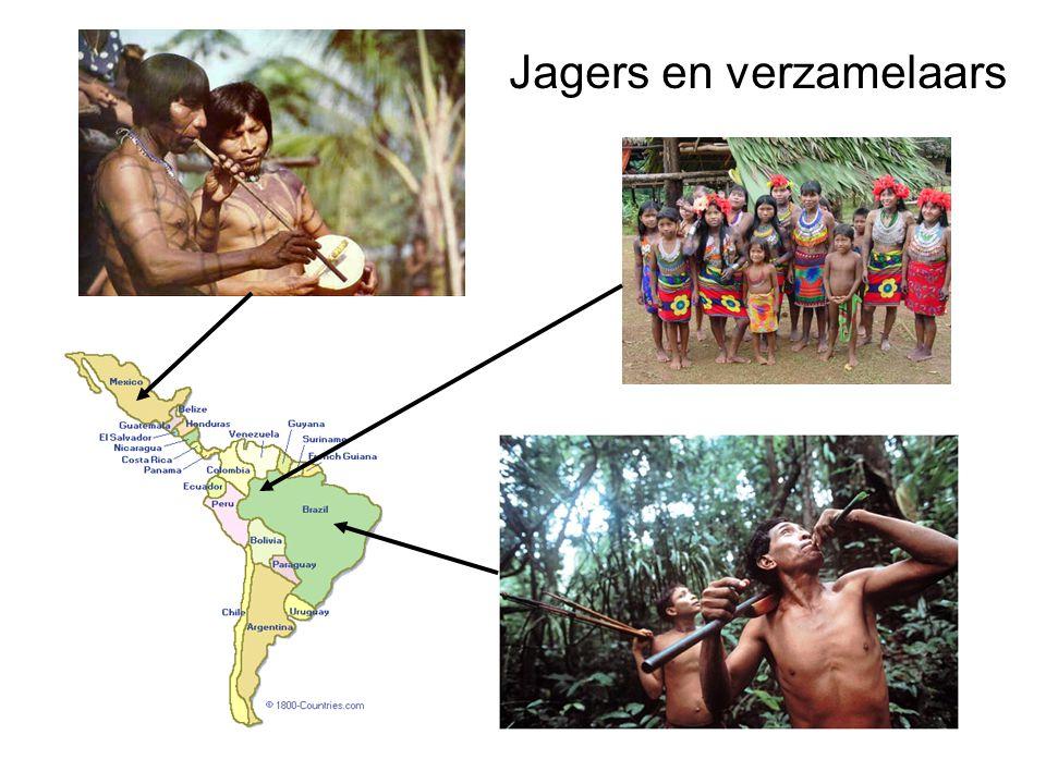 Koloniale geschiedenis Spanjaarden en Portugezen koloniseren Latijns Amerika